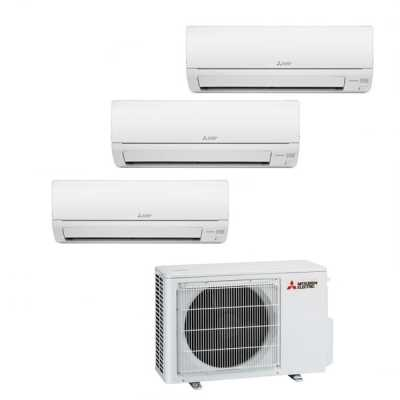 Aer conditionat Mitsubishi Electric Multisplit MXZ-3DM50VA+3xMSZ-HJ25VA