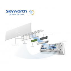 Aer conditionat Skyworth seria Vela